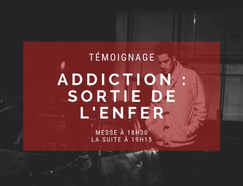 16.09 : Addiction : Sortie de l'enfer